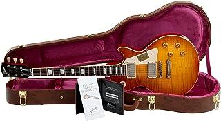 Gibson 1959 Les Paul Rojo Fade Burst VOS LPR9EUVORFBNH1 - Guitarra eléctrica
