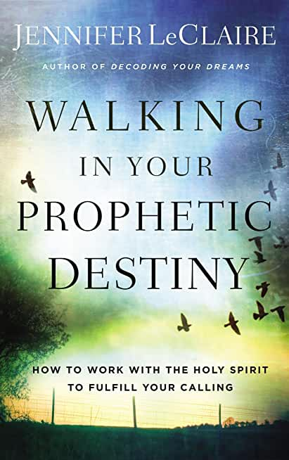 Walking in Your Prophetic Destiny: How to Work with The Holy Spirit to Fulfill Your Calling (English Edition)