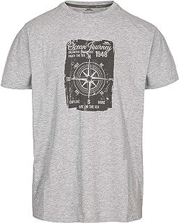 Trespass Cycle Camiseta de Manga Corta Hombre