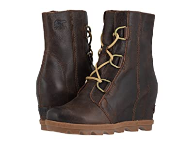 SOREL Joan of Arctic Wedge II (Burro) Women