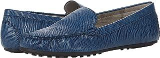 حذاء بدون كعب سهل الارتداء للنساء من Aerosoles, كحلي بولي يوريثان, 38 EU