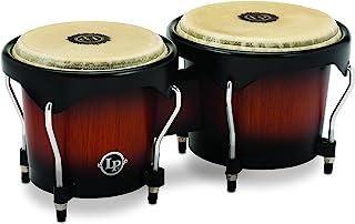 Latin Percussion LP601NY-VSB LP City Wood Bongos - Vintage Sunburst