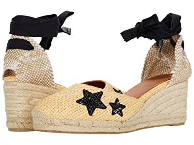 CASTANER Carina 60mm Wedge Espadrille (Natural) Women