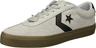 Men's Courtlandt Suede Leather Accent Low Top Sneaker