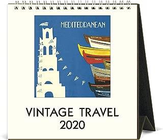 Best travel desk calendar 2019 Reviews