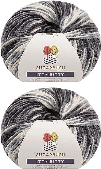 Sugar Bush Itty-Bitty Sock Yarn - 2 Pack