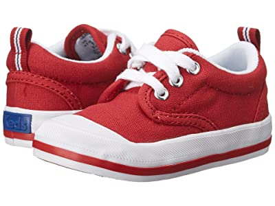Keds Kids Graham (Toddler) (Red) Boys Shoes