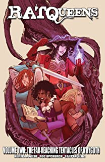 Rat Queens Vol. 2: Far Reaching Tentacles of N'rygoth (English Edition)