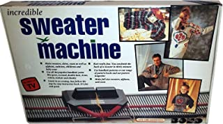 Best bond knitting machine for sale Reviews