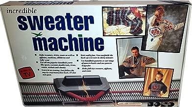 Bond Incredible Sweater Machine Knitting Machine