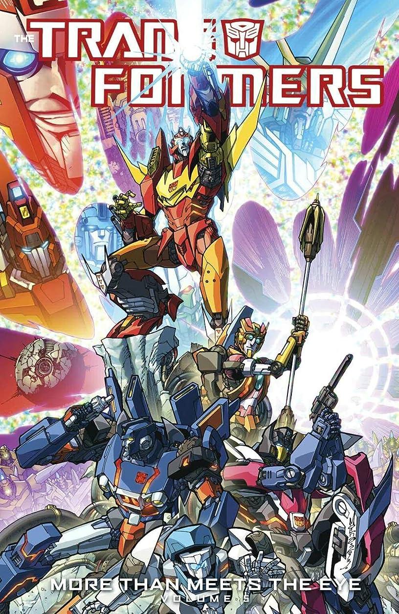 平野分子子羊Transformers: More Than Meets The Eye Volume 5