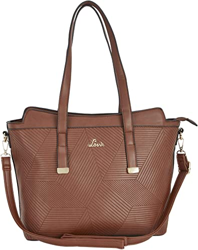 Nots Large Horizontal Women s Tote Bag Tan