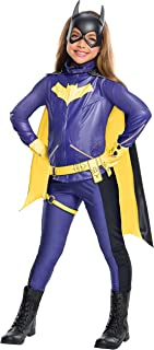Rubie's Costume Girls DC Comics Premium Batgirl Costume, Large, Multicolor