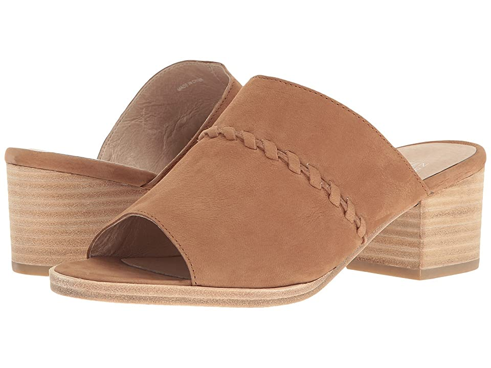 Eileen Fisher Kale (Camel Tumbled Leather) High Heels