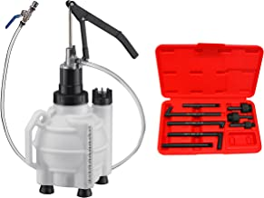 OI-9064 UNIVERSAL TRANSMISSION 9.5 LITER IN LINE FILLING SYSTEM WITH 8PC ADAPTER SET