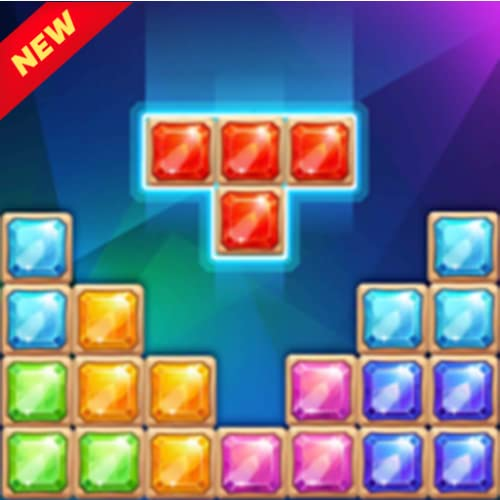 Block Puzzle Jewel   free puzzle games for kindle fire