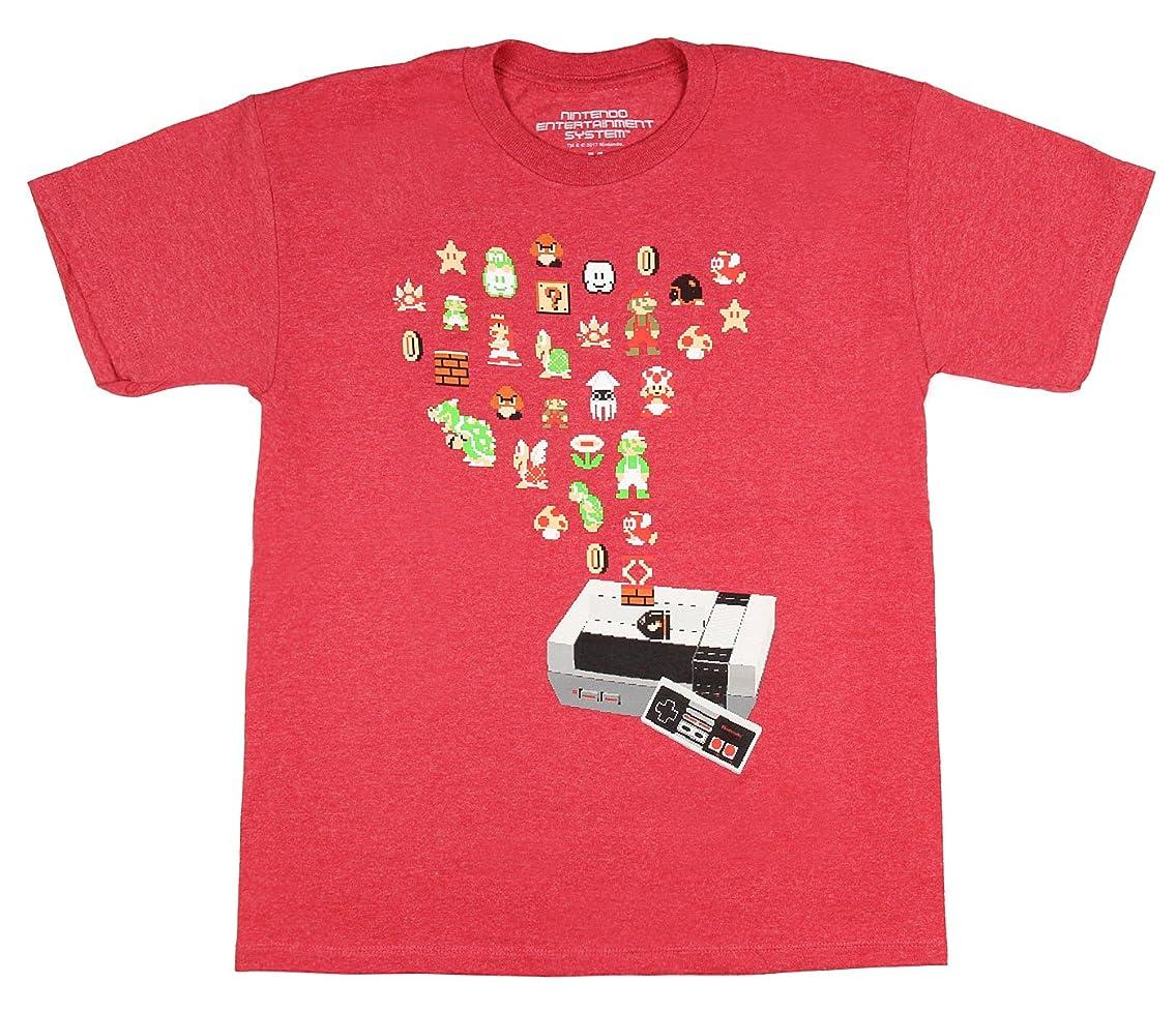 Nintendo Boys' Classic NES Super Mario Bros. Escape The System T-Shirt