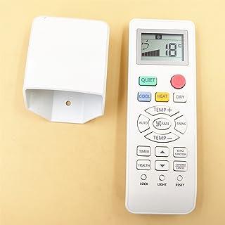Nuevo mando a distancia para Beko/Haier aire acondicionado bxeu120bxeu121reemplazar yl-hd04yr-hd01yr-hd06yl-hd02