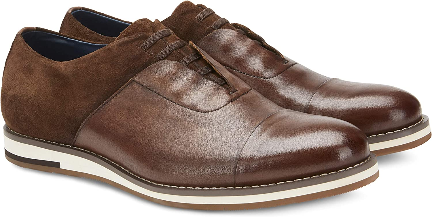 Vintage Foundry The Laurent Casual Oxford