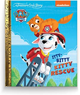 Treasure Cove Stories - Paw Patrol - Itty-Bitty Kitty Rescue