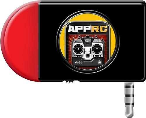 App RC G100089 Iron Eagle Dongle - Noir