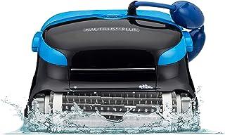 پاک کننده اتوماتیک استخر روباتیک Dolphin Nautilus CC Plus با تمیز کردن آسان کارتریج های فیلتر شده با فشار بالا و بند ناف مفتول بدون درهم ، ایده آل برای استخرهای شنا در داخل زمین تا 50 پا.