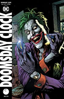 DOOMSDAY CLOCK #5 (OF 12) VAR ED RELEASE DATE 5/30/2018