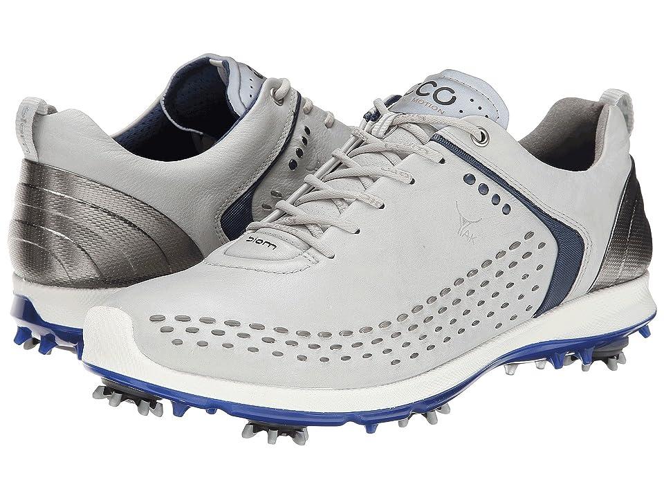 ECCO Golf BIOM G 2 (Concrete/Royal) Men