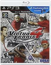 Virtua Tennis 4 - PS3 (Vitrine)