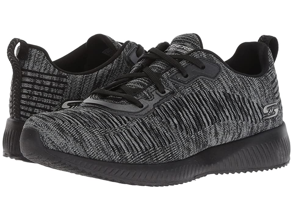 BOBS from SKECHERS Bobs Squad Total H (Black/Charcoal) Women