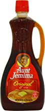 Aunt Jemima Original Syrup 710ml-24oz