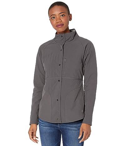 Royal Robbins Shadowquilt Reversible Jacket (Asphalt) Women