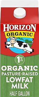 Horizon, Milk, 1% Lowfat Ultra Pasteurized, Organic 64 Oz