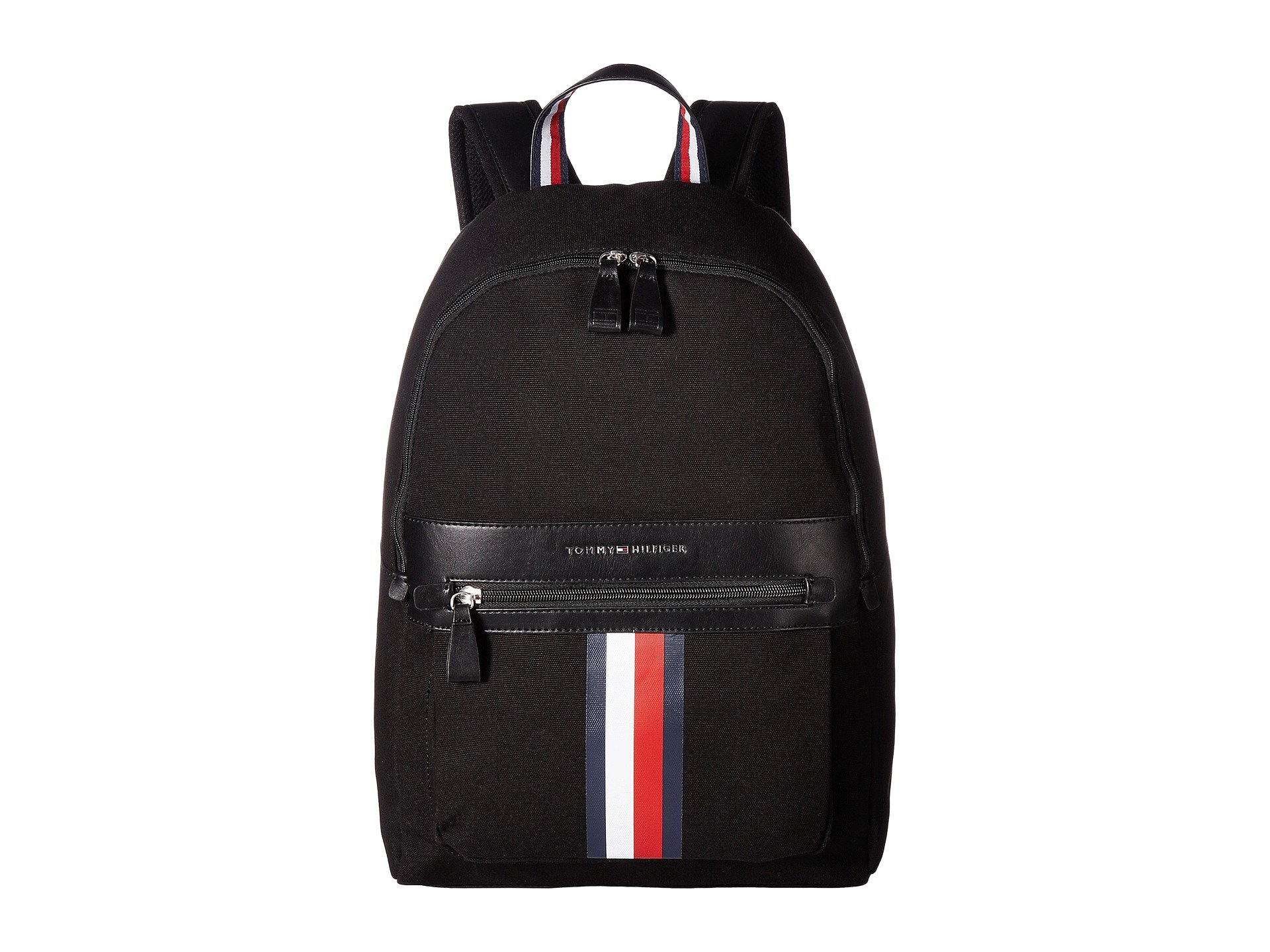 Morral para Hombre Tommy Hilfiger Icon Backpack Canvas  + Tommy Hilfiger en VeoyCompro.net
