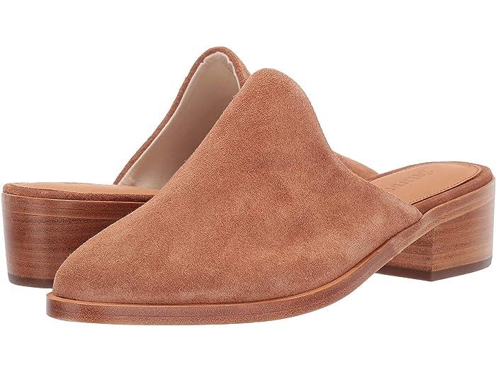 Soludos Suede Venetian Mule | Zappos.com