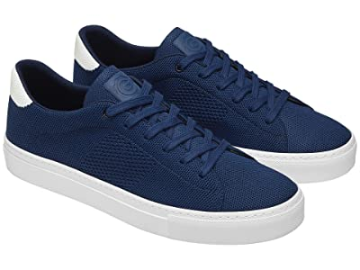 GREATS Royale Knit (Navy/White) Men