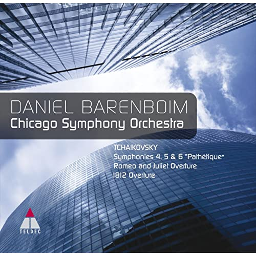 Barenboim and Chicago Symphony Orchestra - The Erato-Teldec Recordings, Vol. 2