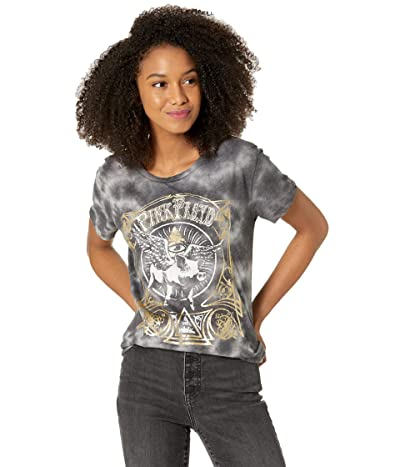 Chaser Pink Floyd- Flying Pig Recycled Vintage Jersey Everybody Tee