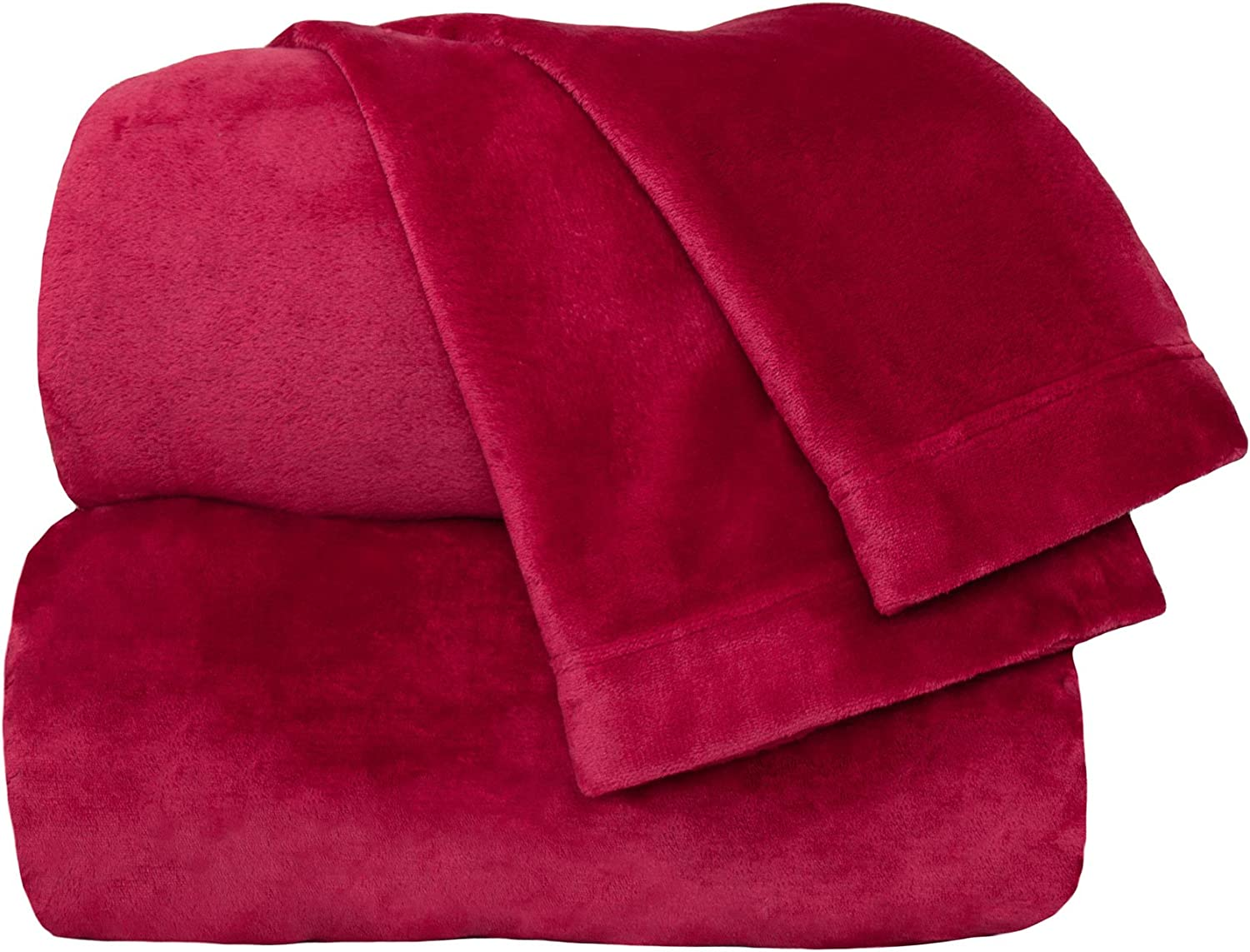 Outlet sale feature Cozy Fleece Velvet Plush Comfort with Cheap mail order shopping Soft Collection Set Sheet