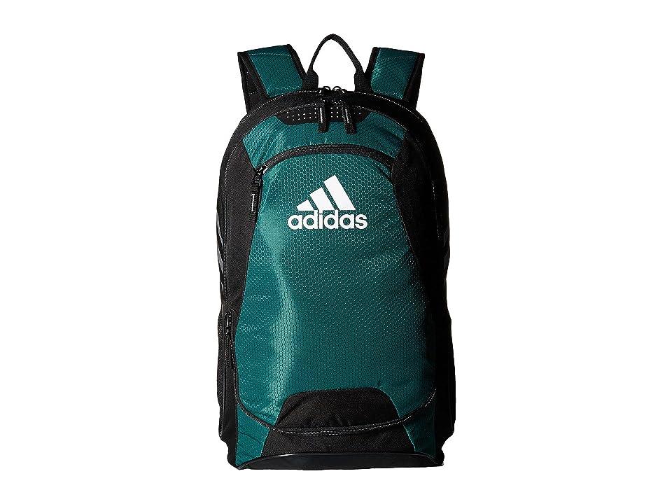 adidas Stadium II Backpack (Collegiate Green) Backpack Bags