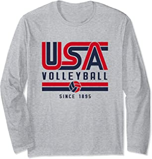 usa volleyball clothing