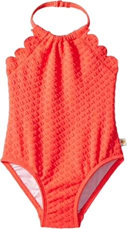 Scalloped One-Piece (Infant)