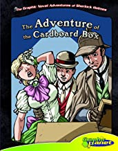 Adventure of the Cardboard Box (The Graphic Novel Adventures of Sherlock Holmes)