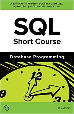 SQL Short Course (Database Programming)