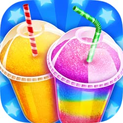 Image: Slushy! - Make Crazy Drinks | Black Belt Clown | A super fun food-making game | Original Release Date: August 30, 2013 | Latest Developer Update: December 29, 2016