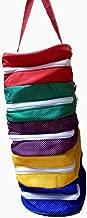 Glitter Collection 5 Cabinet Cotton Shoe Cover, Multicolour