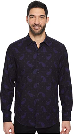 Robert Graham - Wayfarer Long Sleeve Woven Shirt