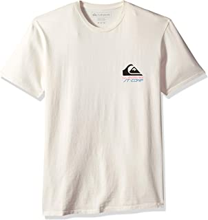 Quiksilver Men's SURF FAST SHORT SLEEVE Shirt