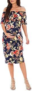 de4071fec59f6 Amazon.com: Mother Bee - Dresses / Maternity: Clothing, Shoes & Jewelry