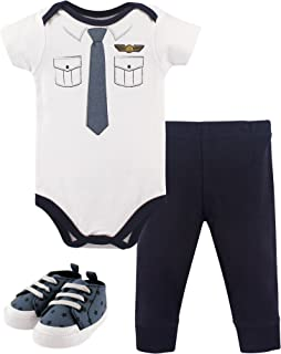 Hudson Baby Baby Bodysuit, Pants/Shorts and Shoes